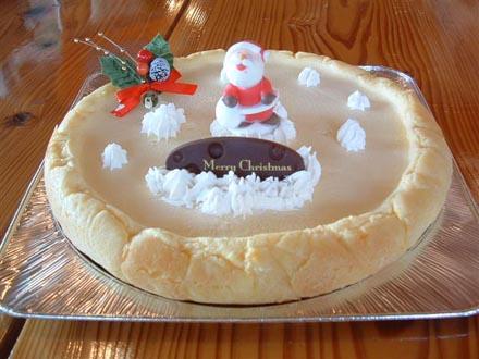 クリスマスケーキ大作戦続報