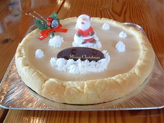 クリスマスケーキ予約開始^^