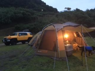 研修キャンプ終了^ - ^