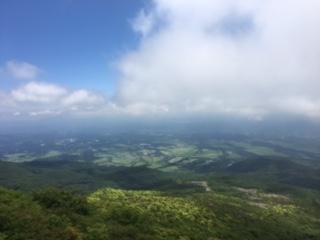ミヤマキリシマ登山